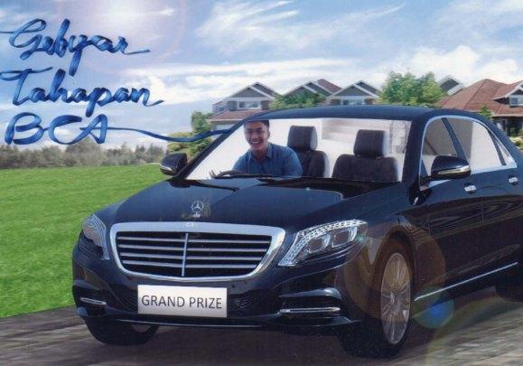 Serunya nyobain AR Mercedes Benz